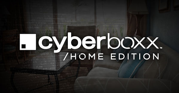 Cyberboxx | Website - Body Home Edition.