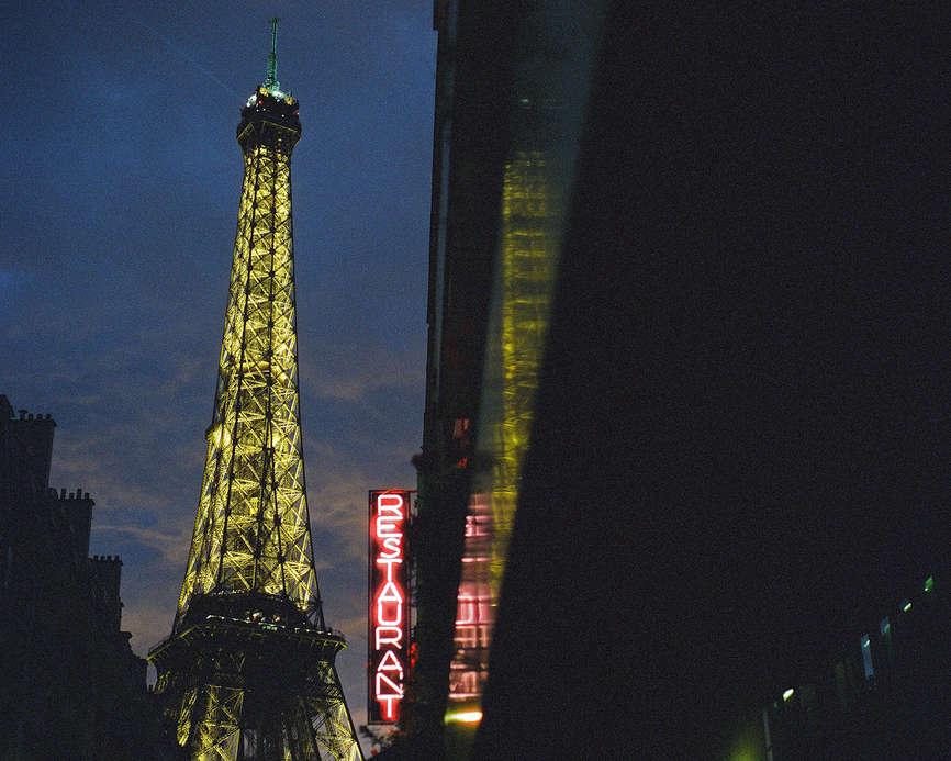 Dinner And Paris