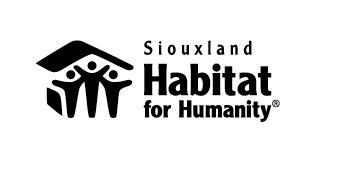 Siouxland Habitat 4 Humanity Horiz Black