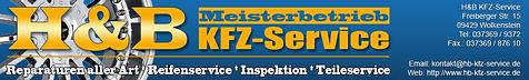 H&B KFZ-Service Wolkenstein