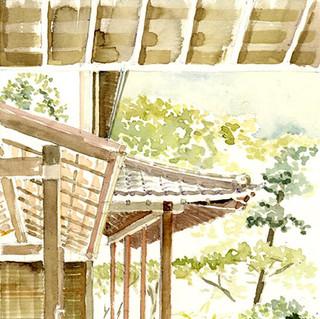 Daishin-in, Kyoto, Japan