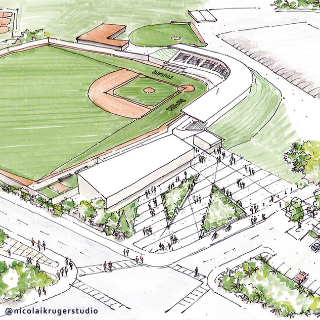 Baseball Clubhouse Proposal