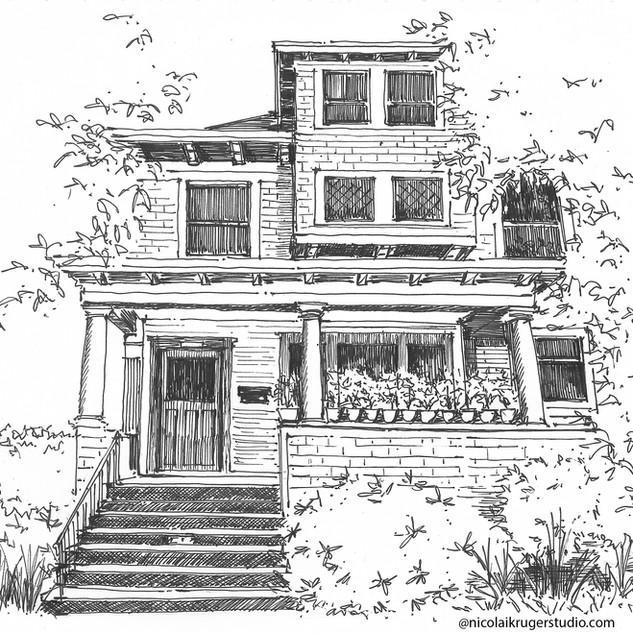 Hazel Hall House
