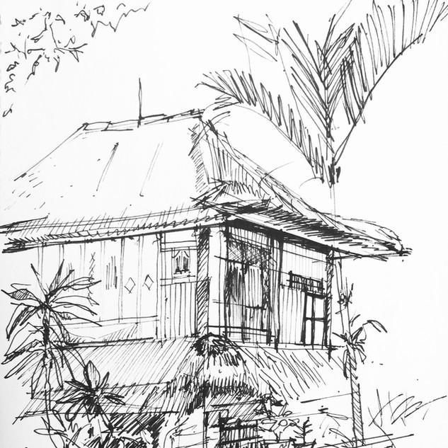 Alam Indah, Ubud, Bali