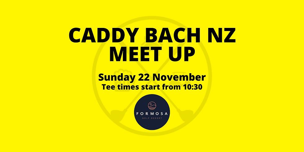 Caddy Bach Meet Up @ Formosa Golf Resort