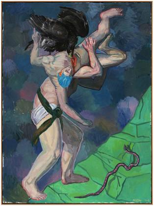 Sisyphus and Prometheus No.4 西西弗斯与普罗米修斯 No.4