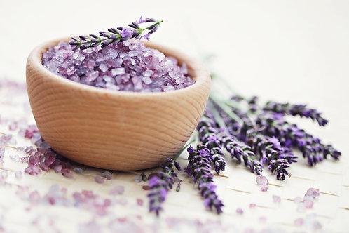 Lavender Bath Soaking Salts    250g