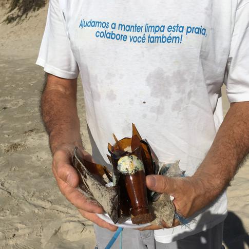 Projeto Praia Limpa