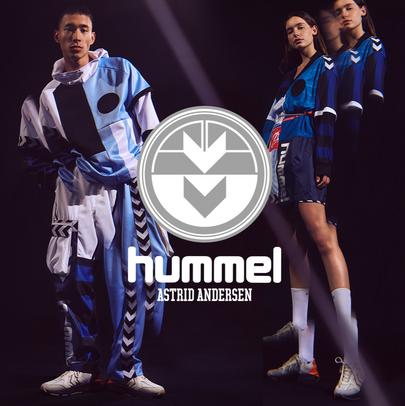 HUMMEL x ASTRID ANDERSEN AW20