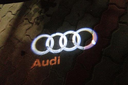 Audi Logo Projectors
