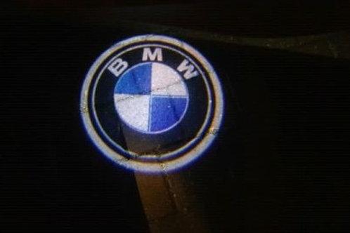 BMW or M Logo Shadow Projector