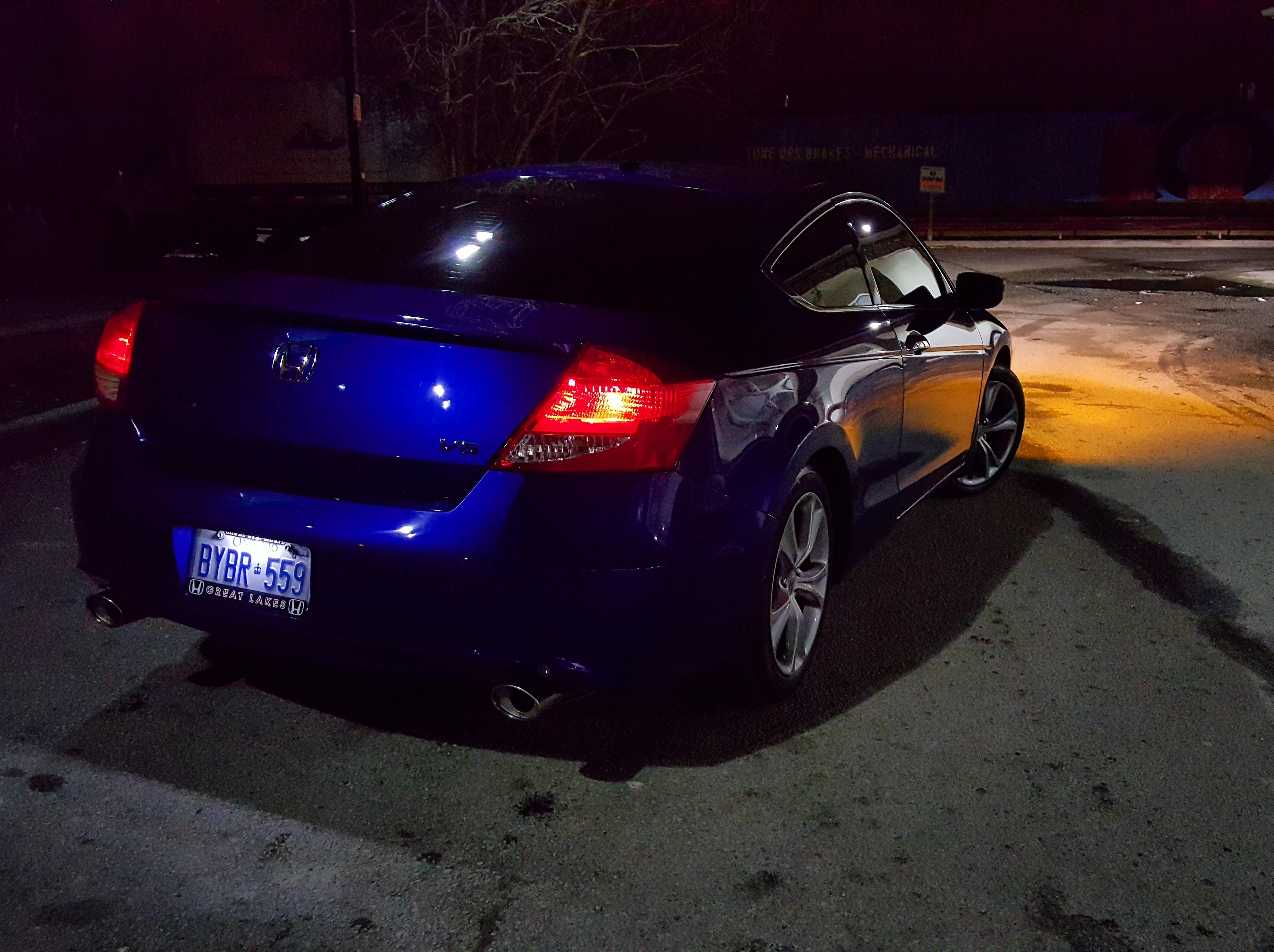 Accord EXL V6