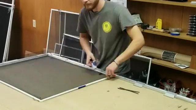Repair / Replace Window Screens