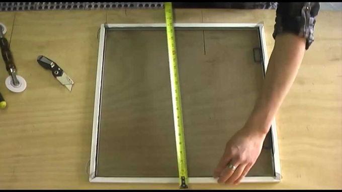 New Window Screens