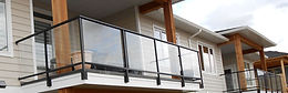 Deck Railing Panes