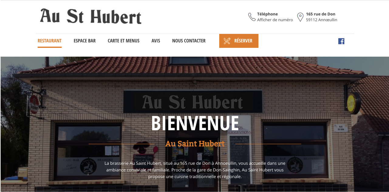 Au Saint Hubert Annoeullin