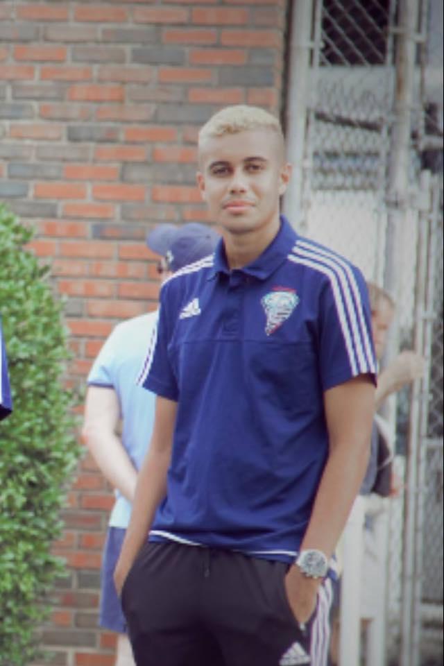 Gabriel - Men's Soccer