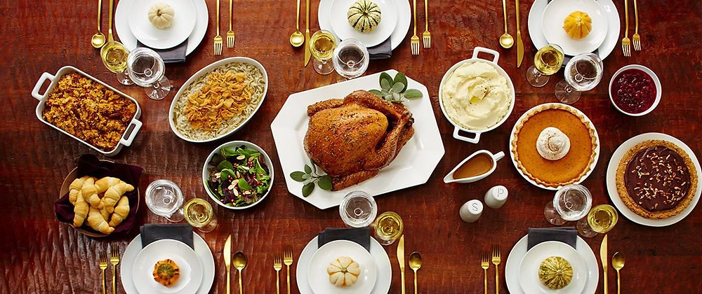 banquete thanksgiving