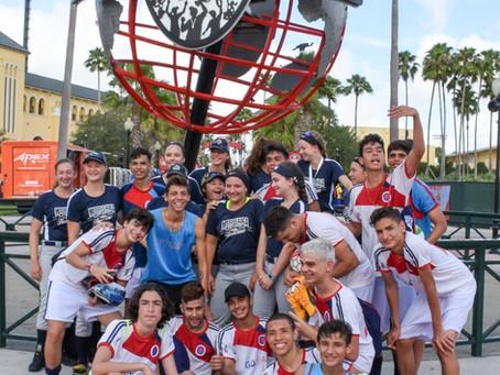 Disney Cup 2017 - Dia 10