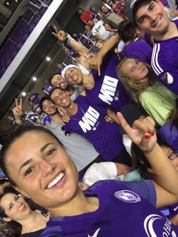 Camila - Women's Soccer