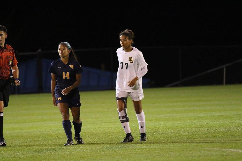 Nossa Atleta Aline pela Baylor (NCAA DI)
