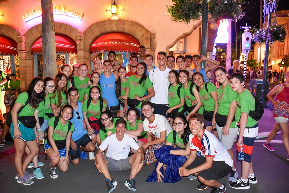 Disney Springs GO USA - Disney Cup 2016