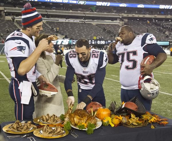 Futebol Americano Thanksgiving