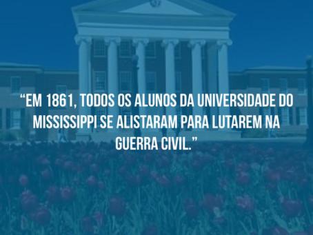 A História da University of Mississippi que Você Provavelmente Não Sabia