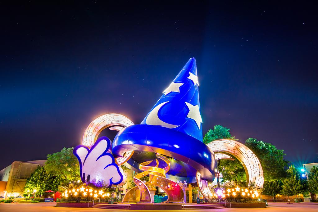 Mickey Hat GO USA