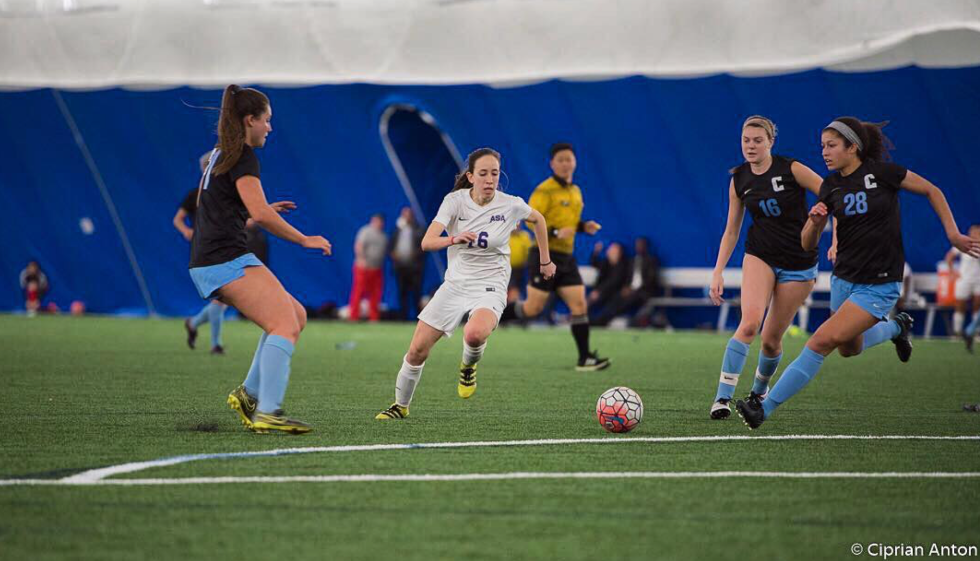 Sarita Suarez - Women's Soccer