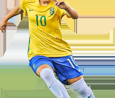Por Quê a Andressinha É um Bom Exemplo para o Futebol Feminino
