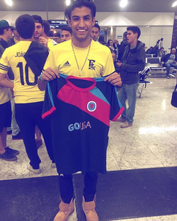 Victor Rocha - Men's Soccer