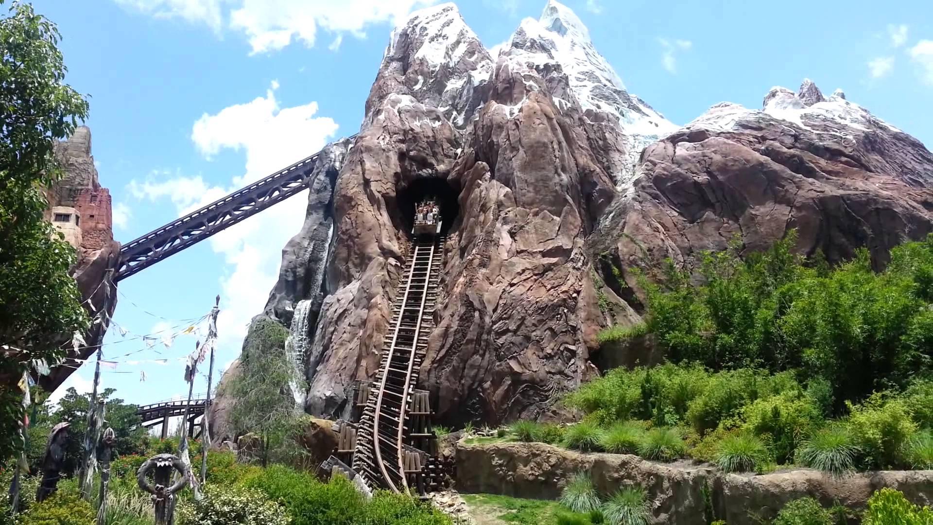 Everest Animal Kingdom GO USA