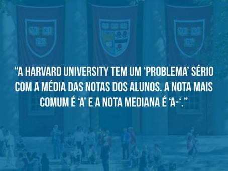 Conheça o Sério Problema que Harvard Enfrenta com Seus Alunos!