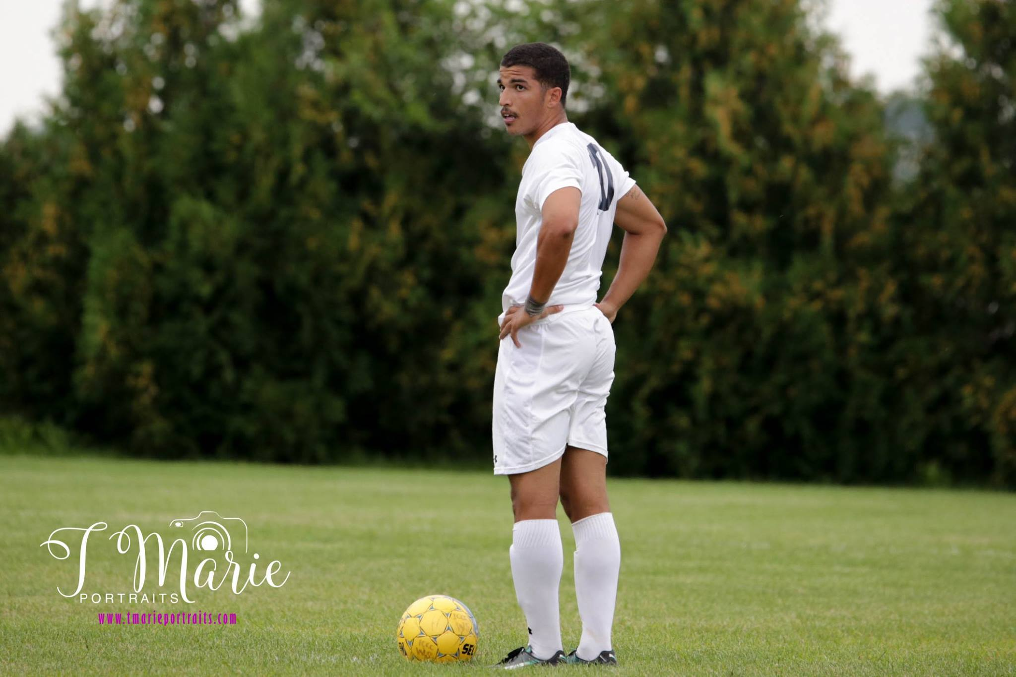 Henrique Devens - Men's Soccer