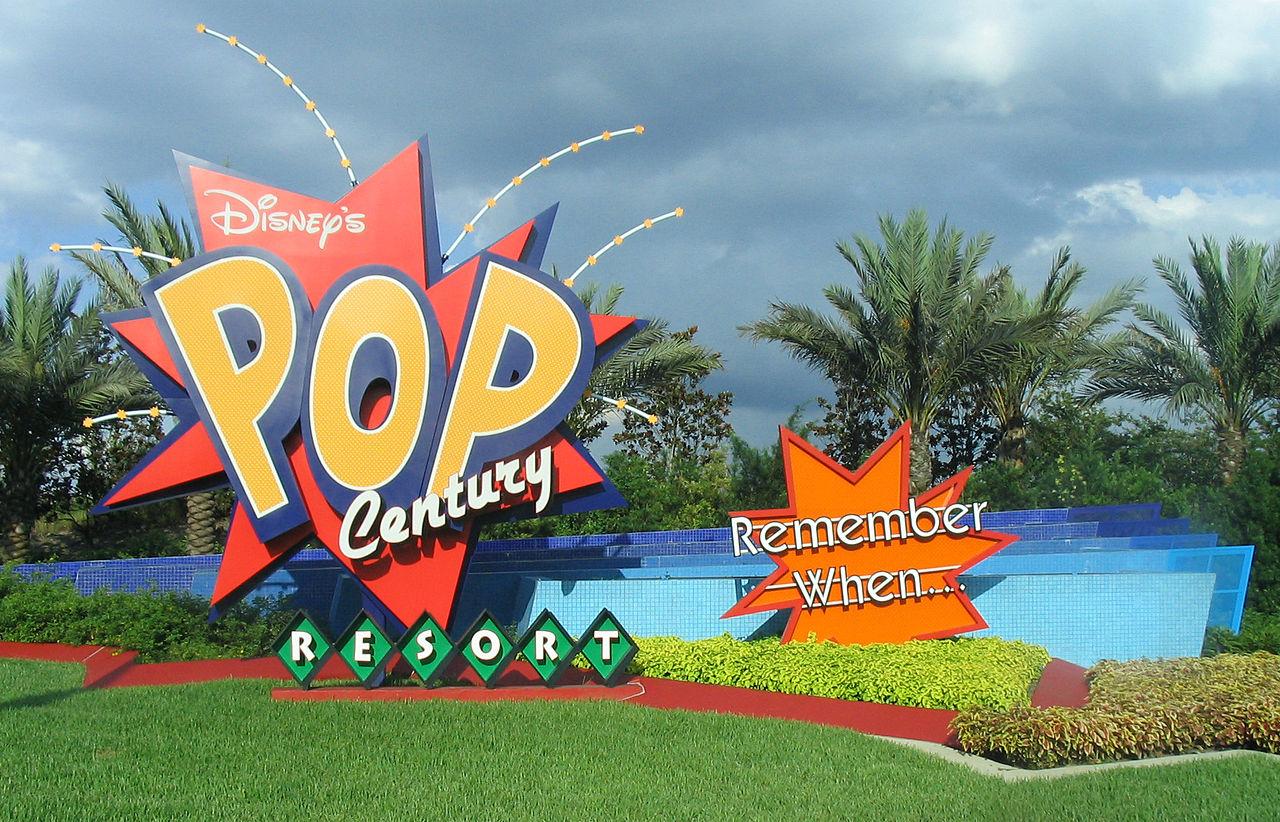 Disney Pop Century GO USA