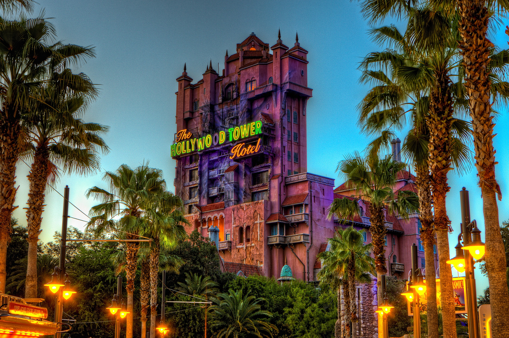 Tower of Terror GO USA