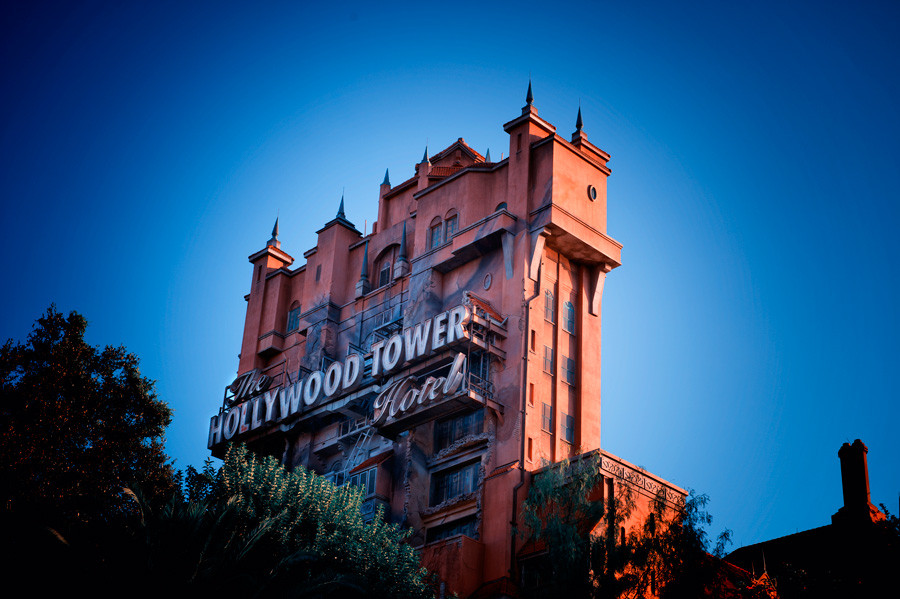 Torre do Terror Hollywood Studios Disney Cup 2017 GO USA