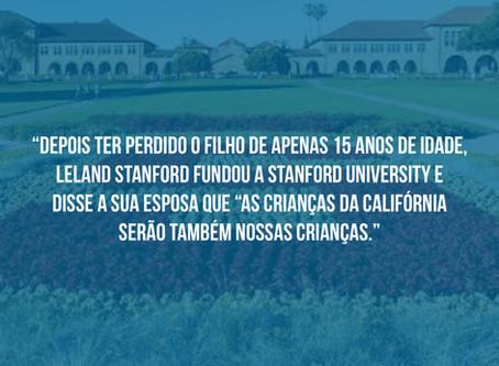Você Conhece a História da Stanford University?