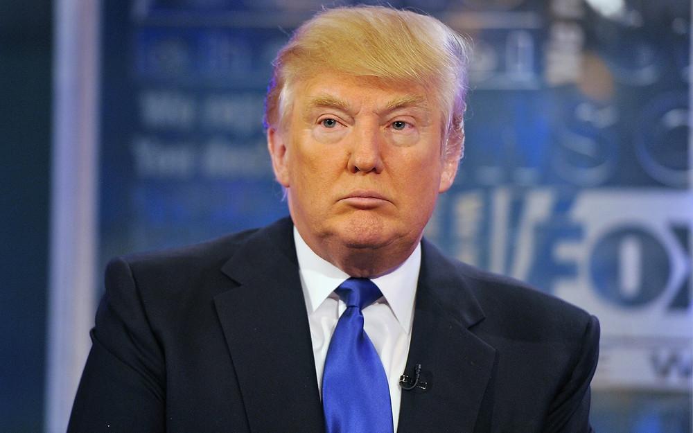 Donald Trump e dificuldade de tirar visto