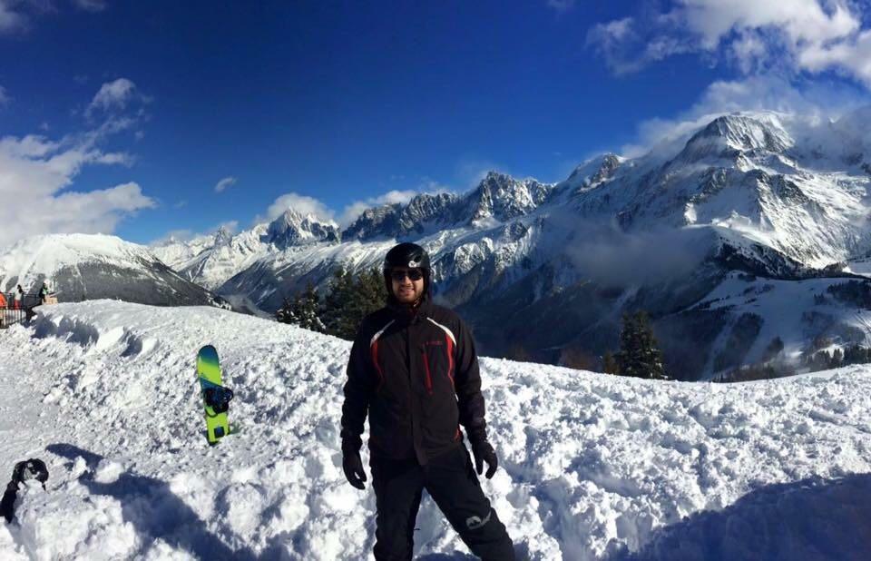 Lukas Desconzi, coordenador acadêmico da GO USA, em sua experiência nos Estados Unidos