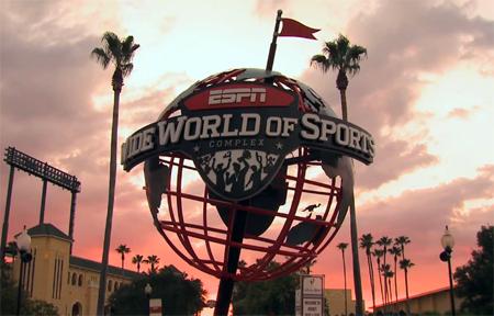 Bola ESPN Disney Cup GO USA