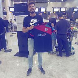Joao Villanova - Men's Soccer
