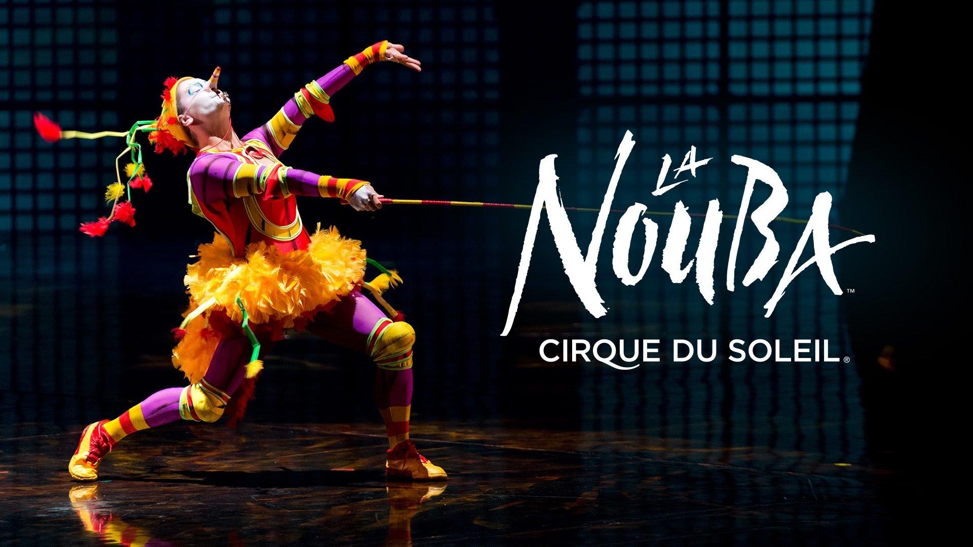 Cirque du Soleil GO USA