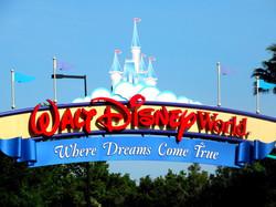 Entrada da Disney GO USA