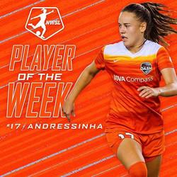 Andressinha - Women's Soccer