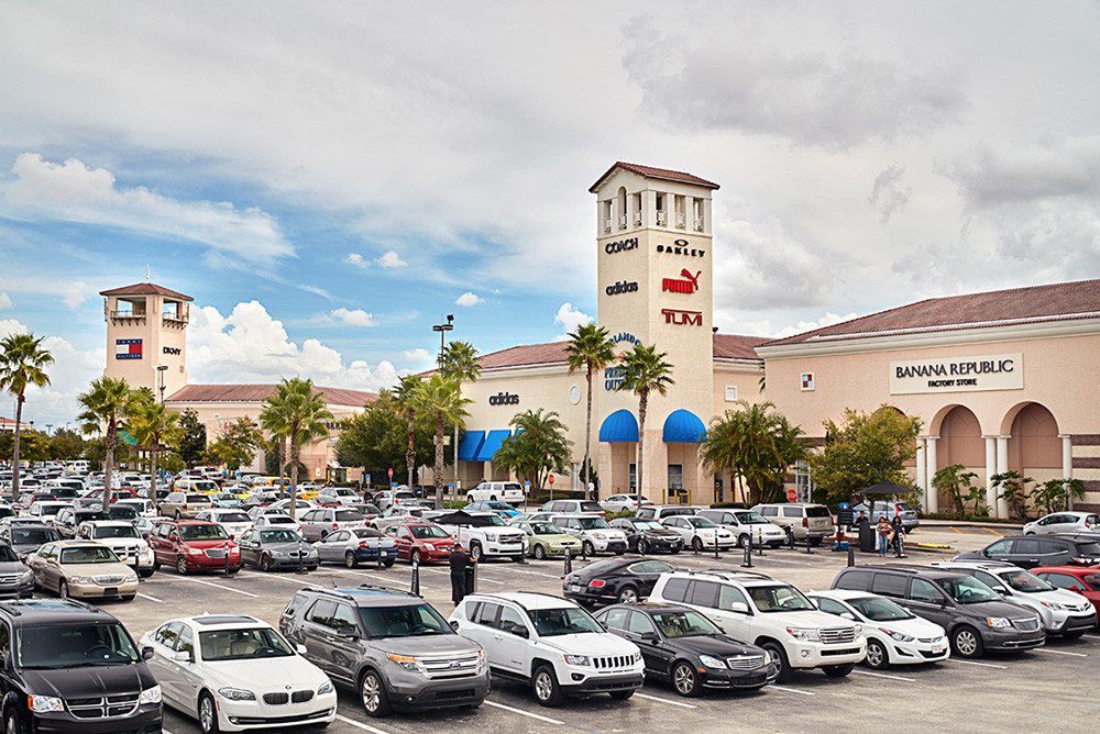 Visita ao Shopping Outlet com a GO USA