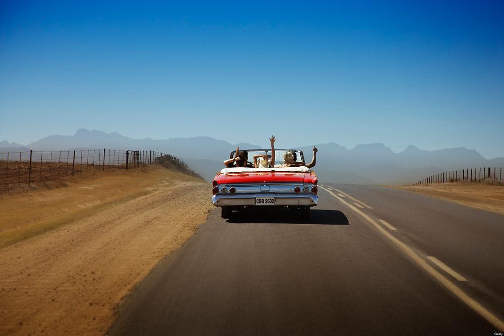 Intercâmbio e Road Trip pelos EUA