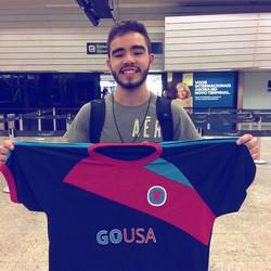 Daniel de Oliveira - Mens Soccer