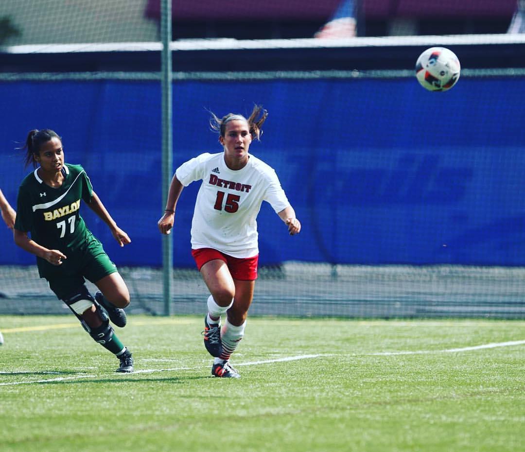 Aline Milene - Women's Soccer